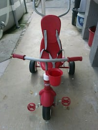 toddler's red and white trike West Palm Beach, 33406