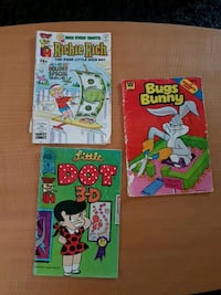 three assorted story books collection Lockport, R1A 3H7
