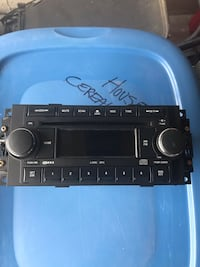 Dodge / Chrysler six CD Radio.