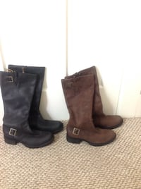 Black boots $40 and Brown boots $40 Durango, 81301