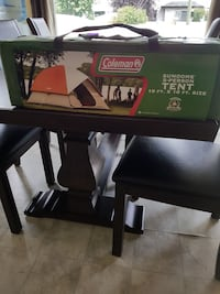New Coleman 5-person tent