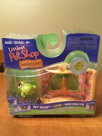 Littlest pet shop turtle never removed from box Niagara Falls, L2H 1X3
