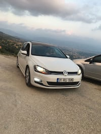 2015 Volkswagen Golf highline DSG... Esenlik