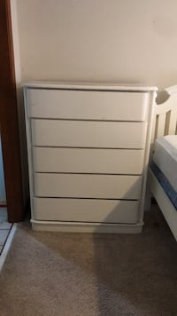 White Dresser - Excellent for children's room