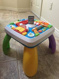 Fisher price activity table  Hamilton, L9B 2H4
