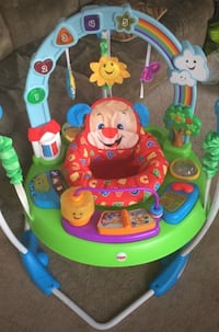 Fisher-Price Laugh & Learn Jumperoo Brampton, L7A 2R8