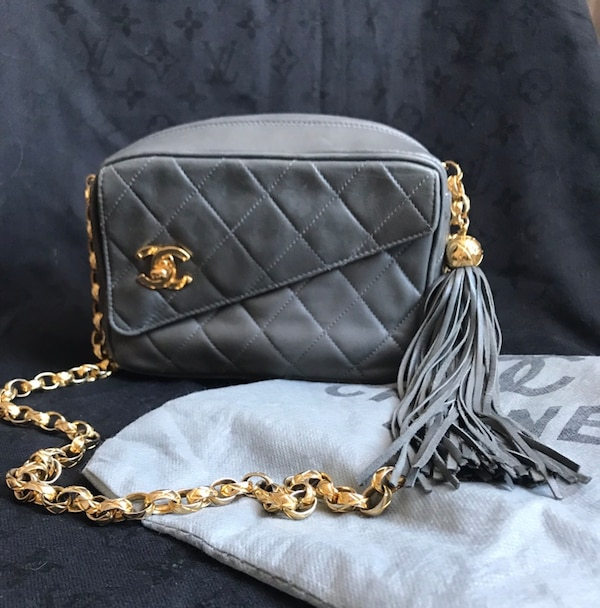 1caf93b7cf4c Used Authentic Chanel camera bag for sale in Laval - letgo