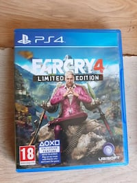 Farcry 4 limited edition