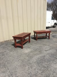 Customized Country End Tables
