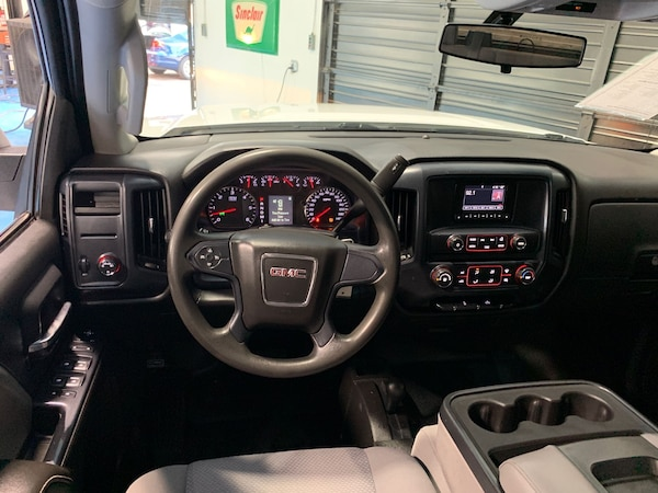 GMC Sierra 2500HD available WiFi 2015 17