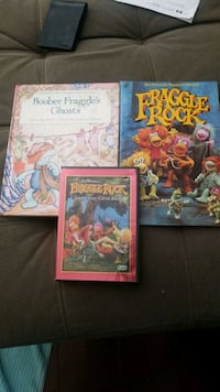 Fraggle rock items