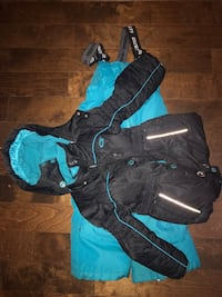 Winter jacket and pants 3 years Montréal, H3H 1M6