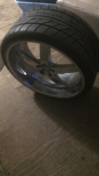 4 tires and rims brand new Las Vegas, 89121