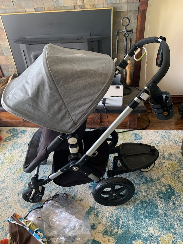 Bugaboo chameleon 3 full accesories and options 4dcace35-ae16-48a2-ad2e-3116ea7c27a1