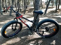 Fat bike bisiklet