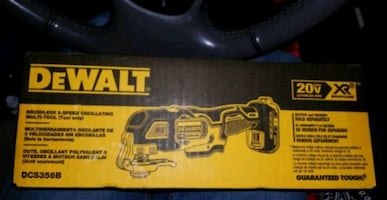 DeWalt atomic multi-tool