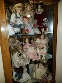 Antique Dolls and Case for Sale Monterey, 71354