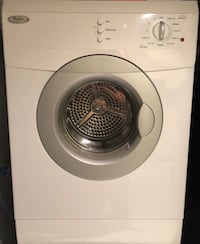 For sale - Stackable Condo Size Dryer by Whirlpool (3.8 cu.ft) Mississauga, L5R