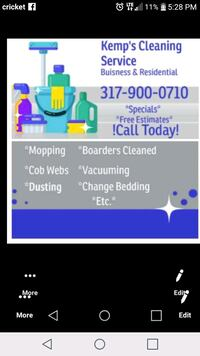 House cleaning Noblesville