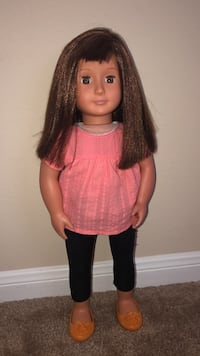 our generation doll Cypress, 77433