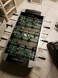 green and gray foosball table Ontario, L6A 2H6