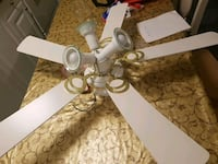 Ceiling fan weight about 40 inch wide Vaughan, L4H 1T9