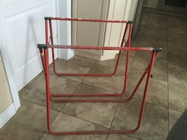 FOLDING TABLE LEGS ONLY