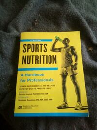 Sports Nutrition textbook