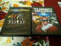 2 power ranger movies