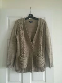 Wrap. Cardigan. Large 532 km