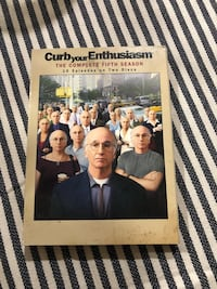 Curb your enthusiasm complete 5th season Woodland Park, 07424