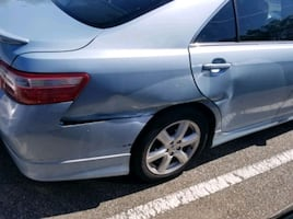 collision repair and painting