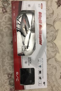 3.5 ch RC Helicopter