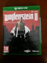 Xbox One oyun Wolfenstein 2 the new colossus Istanbul, 34682