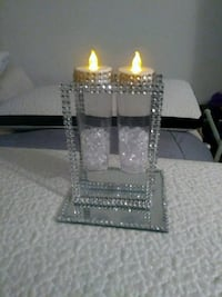Beautiful HandMade Candle Holder Davenport, 52801