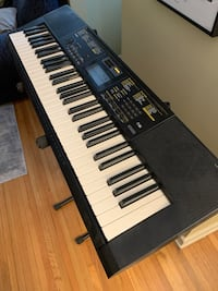 Keyboard (with free pedal)