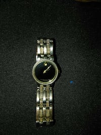 Womans Movado Museum Corporate Exclusive Watch