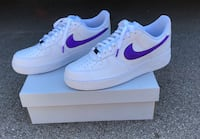Purple Air Force 1 St. Catharines