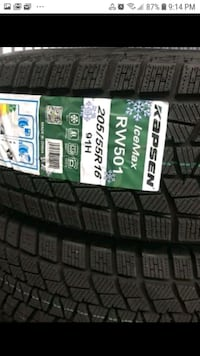 brand new winter tire  Toronto