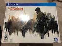 PS4 - The division collectors edition  Oakville