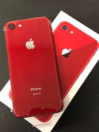 Apple Iphone 8 Plus 128GB Red entsperrt brand neues Original FRANKFURT