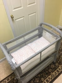 Fishers price baby's crib and cradle  Falls Church, 22041