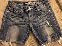 Burmuda style Jean shorts London, N6J 1N4