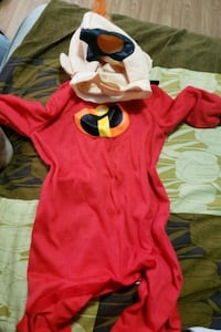 incredibles 2 ..Halloween dress.6 to 12 month. Vancouver, V5X