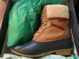 Women's Tommy Hilfiger Rian Lace up rain boots