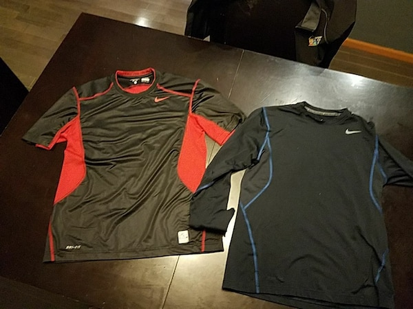 eaf5c5d2d10f Used Nike Pro Combat Shirts for sale in Cedar Rapids - letgo