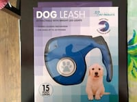 NEW in Box 15 ft dog leash Mississauga, L5C 3X4