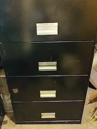 4 Drawer filing cabinet  Annandale, 22003