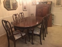 Dining room table set with 6 chairs Germantown, 20874