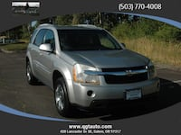 Chevrolet - AWD Equinox LT - 2008 Salem